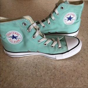Converse Chuck Taylor All Star Mint Green
